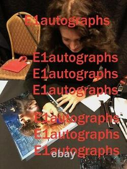 Sean Young Signed 11x14 Big Photo in person. Exact Photo Proof. Blade Runner