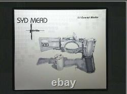 Syd Mead 11 Concept Blaster Chronicle Collectibles Blade Runner Lmtd 300
