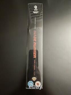 TITANS OF CULT BLADE RUNNER FINAL CUT (4K UHD Blu-ray Steelbook Zavvi)
