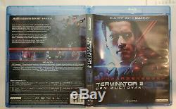 Terminator 2 3D REGION-FREE+Blade Runner 2049+Avengers Endgame+Captain Marvel 3D