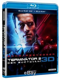 Terminator 2 3D REGION-FREE+Blade Runner+Avengers Infinity War+Endgame 3D Bluray