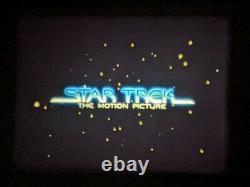 The Thing Outland Mad Max Tron Blade Runner Star Trek I Star Trek II WoK Trailer