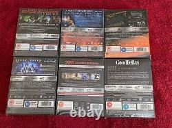 Titans Of Cult 4k Blade Runner Wonder Woman, Mad Max, Rpo, 2001 & Goodfellows