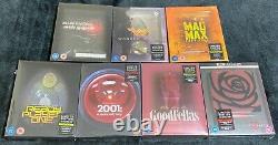 Titans Of Cult 4k Blade Runner Wonder Woman, Mad Max, Rpo, 2001 Goodfellows V