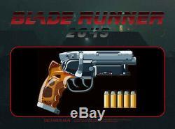 Tomenosuke Blade Runner Blaster 2049 Movie PROP Assembled Model Harrison Ford