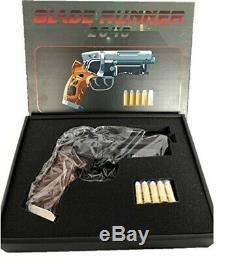 Tomenosuke Blade Runner Blaster 2049 Movie PROP License Ver. Assembled Model NEW