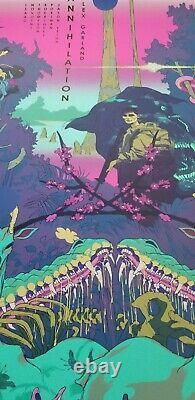 Tomer Hanuka Annihilation Art Print movie poster like Mondo Kurtz Eng