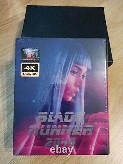 UHD Club Blade Runner 2049 4K UHD Wooden Box With Digipack New Sealed