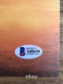 VERY RARE Harrison Ford signed Blade Runner 11x14 photo Beckett