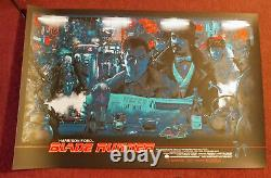 Vance Kelly Blade Runner Print You Got the Wrong Guy Pal 24x36 movie poster