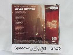 (a33) Blade Runner Original Motion Picture Soundtrack Vangelis Limited Edition